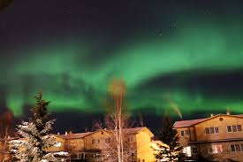 taken nov 7 on my back porch on eielson afb alaska u2014trina