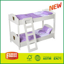 18 Inch Doll Bunk Bed Doll Furniture For 18 Inch Dolls Doll Furniture Kits Doll
