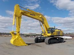 komatsu pc1250lc 8 hydraulic excavator komatsu pinterest
