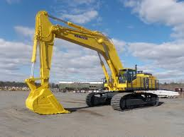 komatsu pc1250lc 8 hydraulic excavator hydraulic excavators