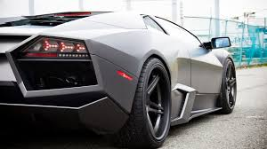 all black lamborghini matte black lamborghini reventon 2012 rear view
