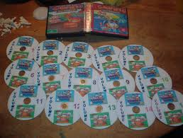 garfield and friends garfield and friends dvd box set complete sereis for sale in