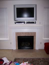 mounting tv over my fireplace macrumors forums