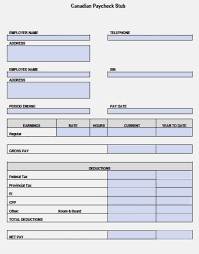 Sle Pay Stub Template Excel Pay Template 28 Images Salary Slip Template Word Excel
