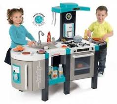 smoby tefal cuisine touch play kitchen