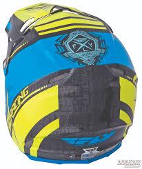 lightest motocross helmet motocross action magazine mxa team tested fly racing f2 carbon