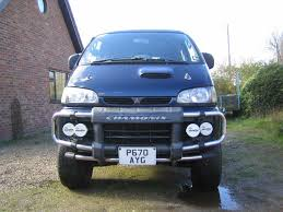mitsubishi delica for sale for sale 4wd delica van with a ford 302 v8 u2013 engine swap depot