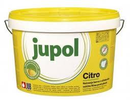 jupol citro protiplesňová farba s vôňou citrónu už za 7 90