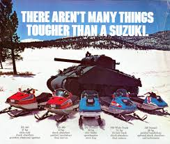 classic snowmobiles of the past march 2014