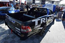 holden car truck bangshift com sema 2016 the tri ace drift holden ute specially