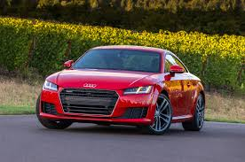 2016 audi tt reviews and rating motor trend