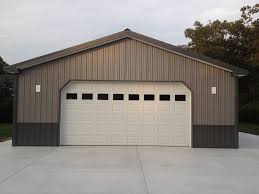 garages menards steel building detached garage kits menards