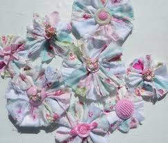 Cheap Shabby Chic by Chic And Cheap Shabby Scrappy Fabric Flowers Youtube