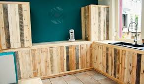 kitchen cabinets from pallet wood idiosyncratic reclaimed pallet wood ideas dearlinks ideas