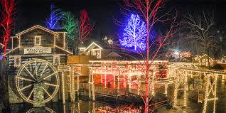 december in pigeon forge christmas events u0026 activities