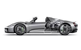 porsche 918 spyder wallpaper 2014 porsche 918 spyder cutaway view 1 2560x1600 wallpaper