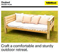 day bed plans daybed plans how to make a daybed