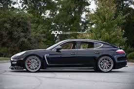 Porsche Panamera Modified - porsche panamera adv10 track spec sl wheels adv 1 wheels