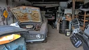 Barn Full Of Classic Cars Two Trans Am Icons Found Stashed In The Same Barn 1969 Chevrolet