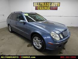 2004 mercedes station wagon 2004 mercedes e station wagon in utah for sale used cars
