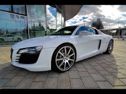 Audi R8 Front - 2008 mtm audi r8 front and side 1600x1200 wallpaper