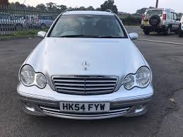 used mercedes for sale used 2004 mercedes benz c class c180 kompressor elegance se auto