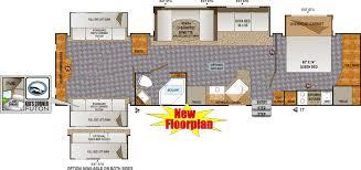 kodiak travel trailer floor plans two bedroom travel trailer mod trends with 2 floor plans pictures
