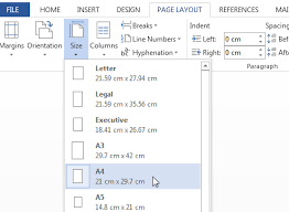 sizes options paper size guide which a paper size do i need