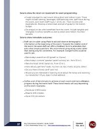 Barback Resume Sample by Key Performance Indicators For Libraries