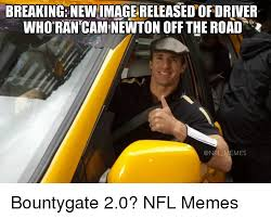 Cam Meme - breaking new imagereleased of driver who ran cam newton off the road