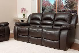 Italian Leather Recliner Sofa Abbyson Dallas Italian Leather Reclining Sofa Home