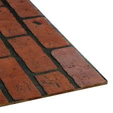 interior veneer home depot faux brick panel digital sign me
