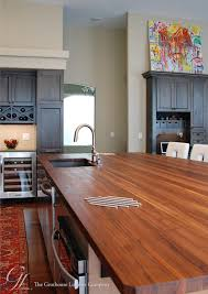 countertop options wood countertop butcherblock and bar top blog