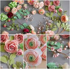 paper flower paper flowers for a fairytale wedding christine paper design