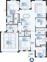 Modern Single Storey House Plans Floor Plans Single Story Homes Australia Nice Home Zone