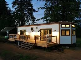 Tiny Home Living by Little Wonders How Tiny Homes Have Gone Luxe In A Big Way