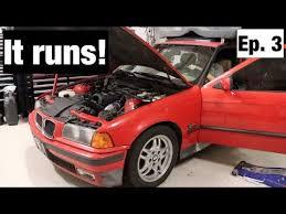 bmw 325i gas type ep 3 budget track car build got it running e36 bmw 325i fuel