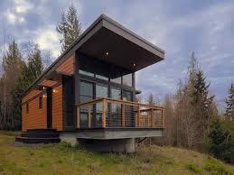 modern cabin design prefab modern cabin house plans and more house design