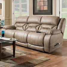 Powered Reclining Sofa Homestretch Enterprise Casual Power Reclining Sofa With Power
