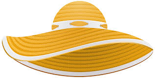 summer clipart sun hat pencil and in color summer clipart sun hat