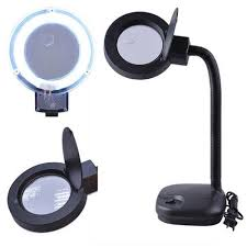 Desk Lamp With Magnifying Glass 107 Best Magnifying Table Lamps Images On Pinterest Table Lamps