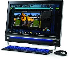 reprise ordinateur de bureau hp touchsmart 600 1205 wz967ea achat ordinateur de bureau grosbill
