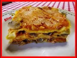 cuisine lasagne facile lasagna alla zucca buono facile veloce salati primi