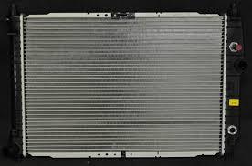 genuine holden tk barina 2006 2010 radiator auto 4 cylinder 1 6l