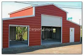 horse barns carport empire steel carports