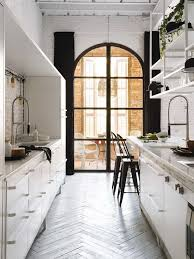 what is the best lighting for a galley kitchen these are the best colors for galley kitchens decoholic