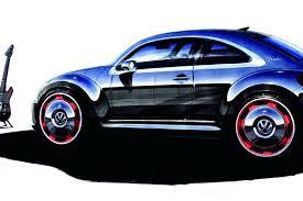 vw volkswagen beetle volkswagen beetle fender concept nordschleife autoblahg