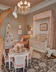 girls nursery design by kristin ashley interiors for the mansion