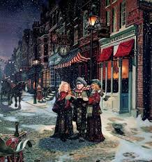 the history of christmas in england hidden wirral myths