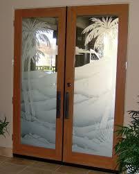 lead glass door inserts desert palms i 3d glass door inserts sans soucie